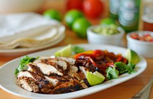 小图 Grilled-Chicken-Fajitas